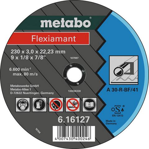 Metabo 616121000 Kapskiva