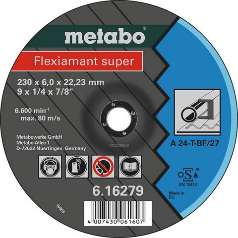 Metabo Flexiamant Super Kapskiva