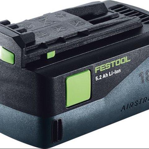 Festool BP 18V Li AS Batteri 5,2Ah