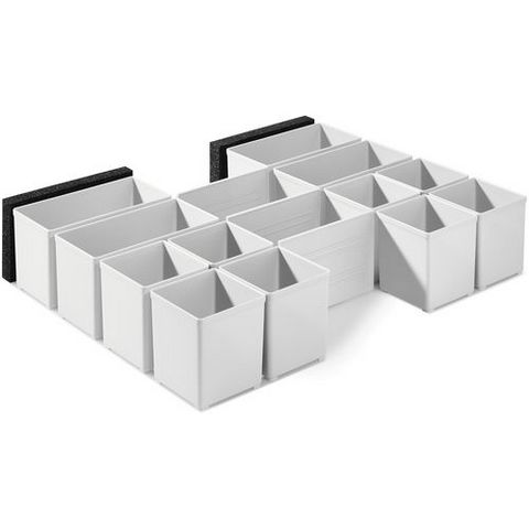 Festool Set 60x60/120x71 3xFT Insatsboxar