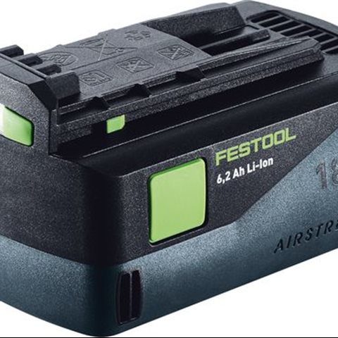 Festool BP 18V Li AS Batteri 6,2Ah