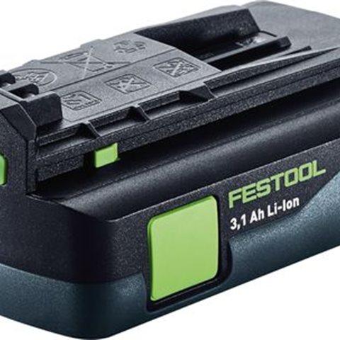 Festool BP 18V Li C Batteri 3,1Ah