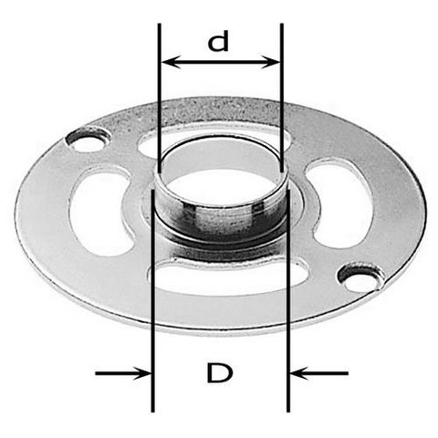 Festool KR-D17/OF 900 Kopierring