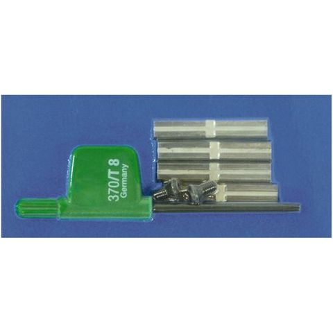 Festool HW-WP Utbytesskär 30x5,5x1,1mm, 4-pack