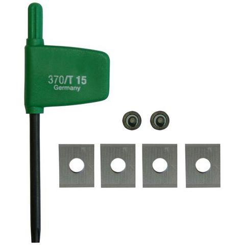 Festool HW-WP Utbytesskär 7,6x12x1,5mm, 4-pack