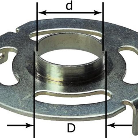 Festool KR-D 30,0/OF 1400 Kopierring