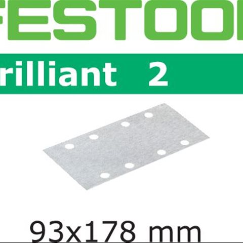 Festool STF BR2 49292-serien Slippapper