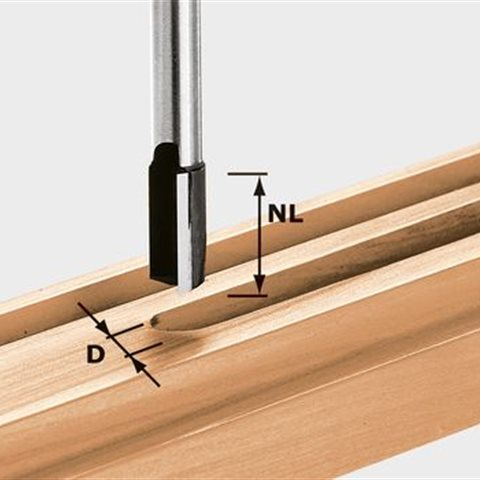 Festool HW S12 D15/35 SCHALL-EX Notfräs 12mm spindel