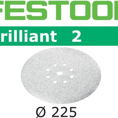 Festool STF BR2 49506-serien Slippapper