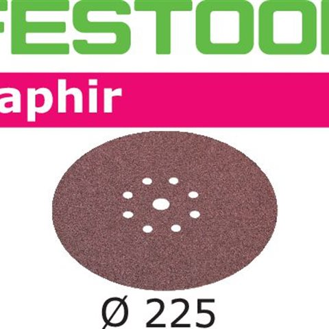 Festool STF SA 49517-serien Slippapper