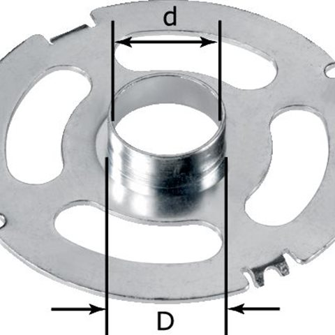 Festool KR-D 25,4/OF 2200 Kopierring