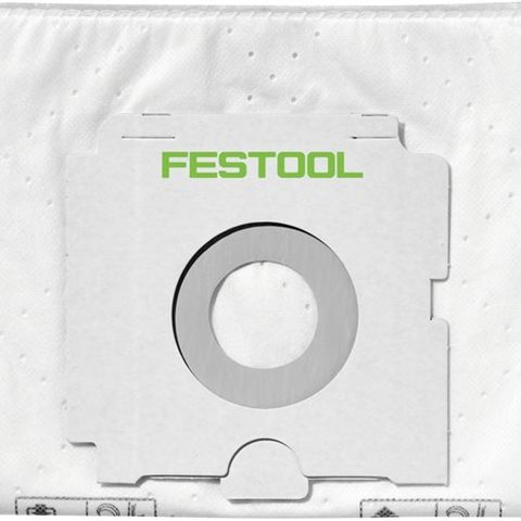 Festool SC FIS-CT 36/5 SELFCLEAN Filtersäck 5-pack