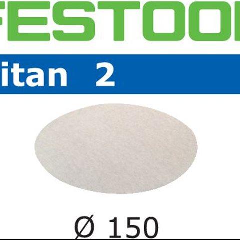Festool STF TI2 Slippapper 150mm, P3000, 100-pack