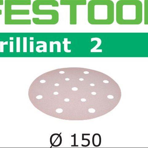 Festool STF BR2 49658-serien Slippapper