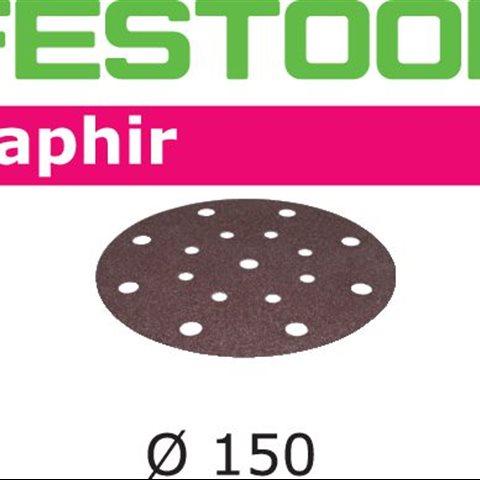 Festool STF SA 49662-serien Slippapper