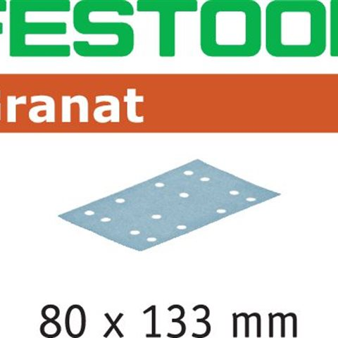 Festool STF GR 49711-serien Slippapper