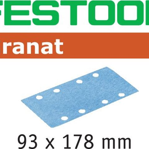 Festool STF GR 49894-serien Slippapper