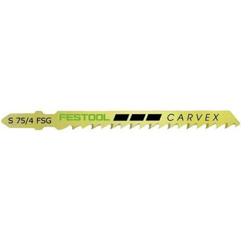Festool S 75/4 FSG Sticksågsblad 5-pack