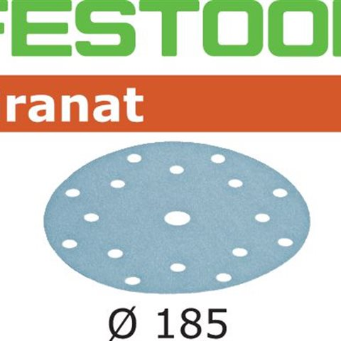 Festool STF D185/16 P100 GR Slippapper 100-pack
