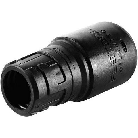 Festool D 27 DM-AS/CT Anslutningsadapter antistatisk