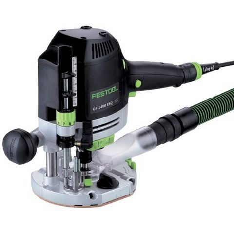 Festool OF 1400 EBQ-Plus Handöverfräs