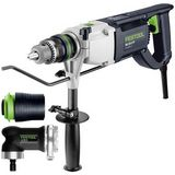 Festool DR 20 E FF-Set QUADRILL Borrmaskin