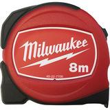 Milwaukee S8/25MM Måttband