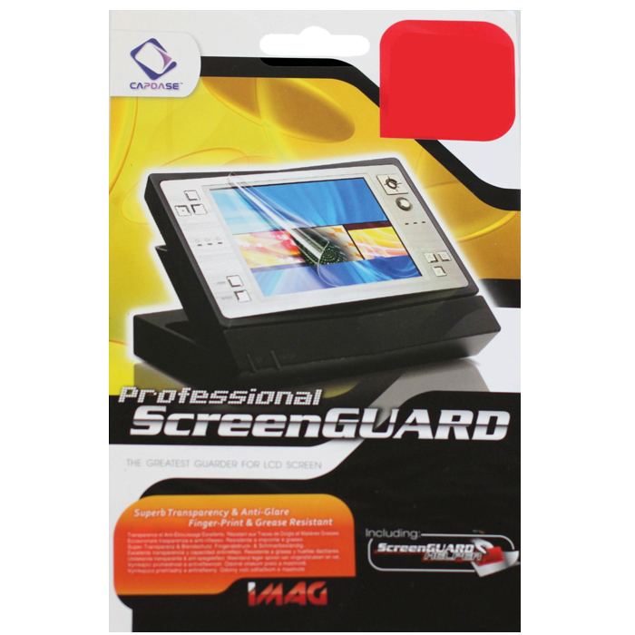 Handheld ALGX-16A Displaybeskyttelse