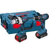 Bosch GSR 18 VE-2-LI + GSR Verktygspaket