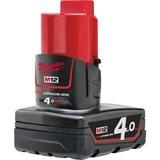 Milwaukee M12 B4 12V Li-Ion batteri