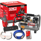 Senco Finish Pro 18Mg +  PC1010 Dyckertpaket