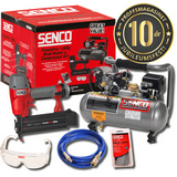Senco Finish Pro 18Mg  PC1010 Dyckertpaket