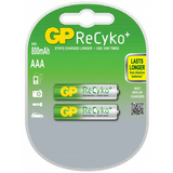GP PowerBank ReCyko R03/AAA Laddbara batterier